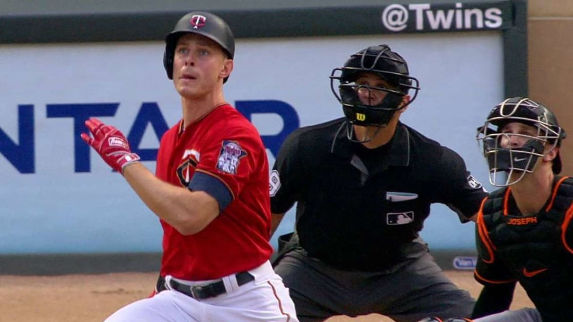 Max Kepler homers as Twins best Orioles  b9c851123