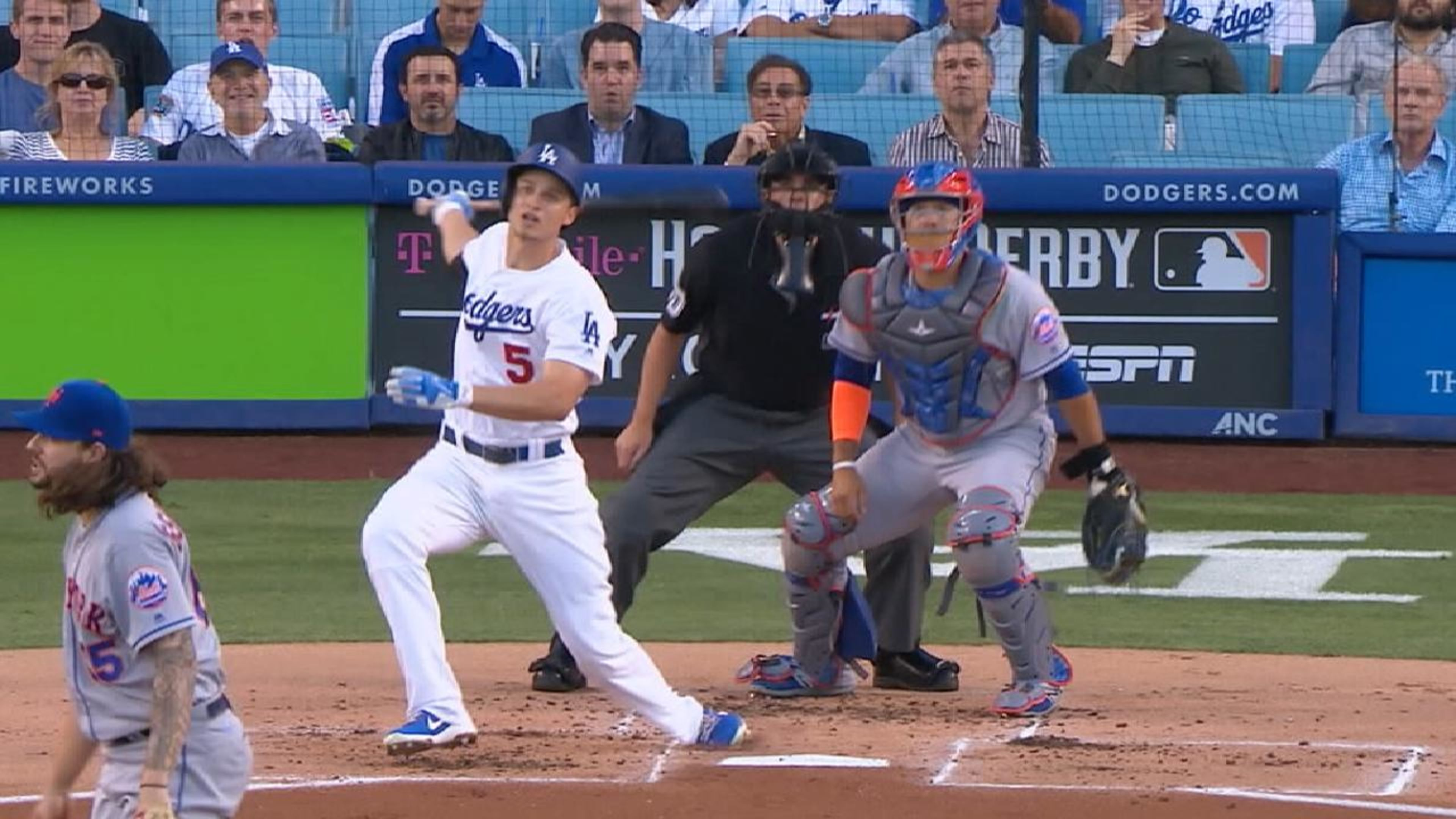 c5bb271e0d4 Corey Seager feels good after playing at SS