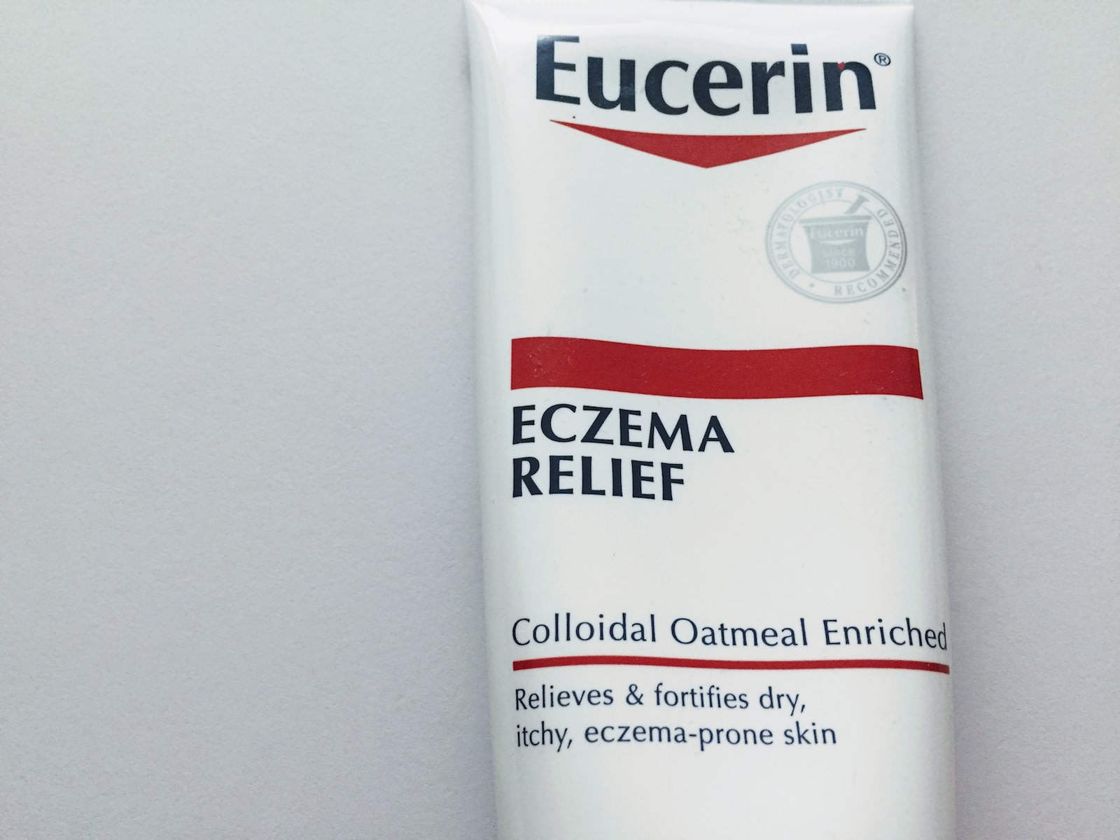 Eucerin Eczema Relief Body Creme review