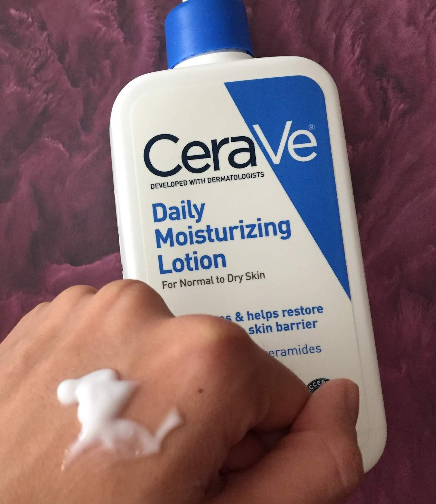 CeraVe Daily Moisturizing Lotion Review