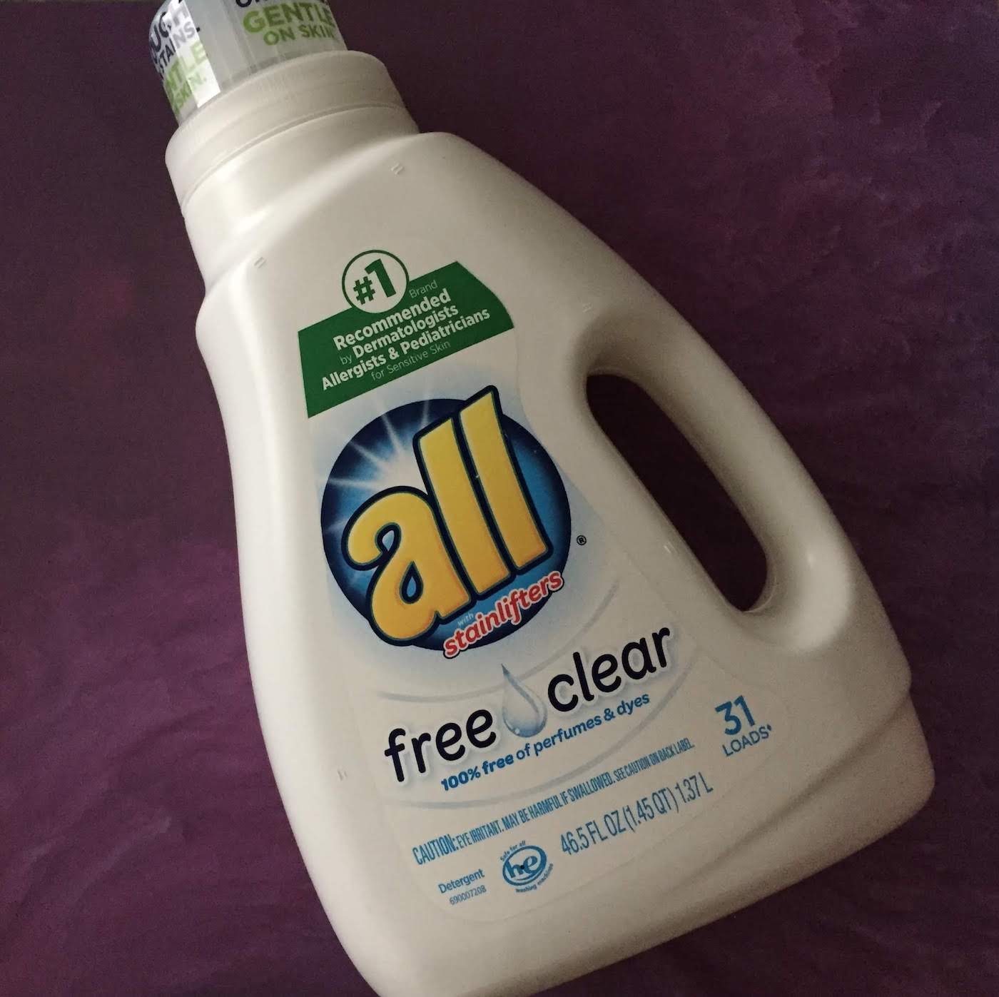 best products hand eczema all laundry detergent