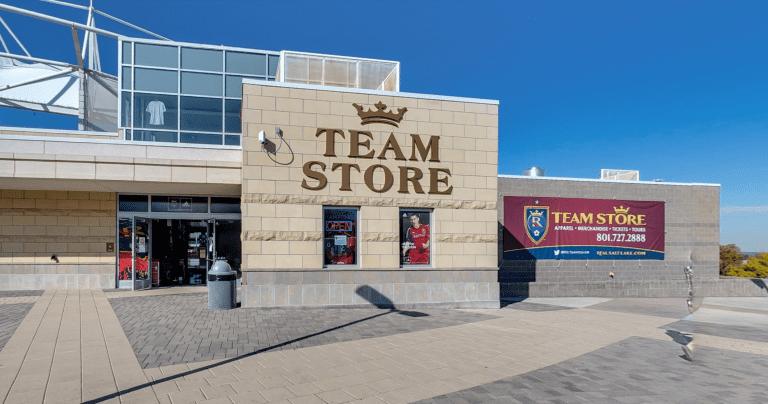 RSL Team Stores - Stadium Team Store