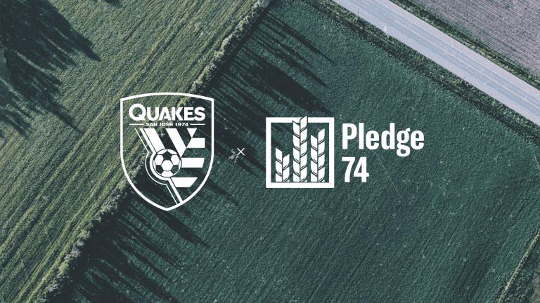Quakes - Pledge 74