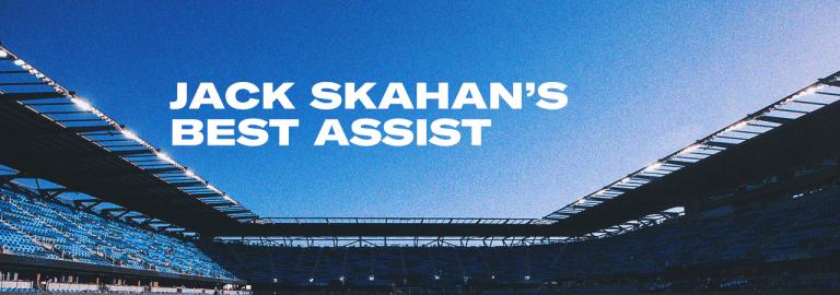 2020 - Jack's best assist