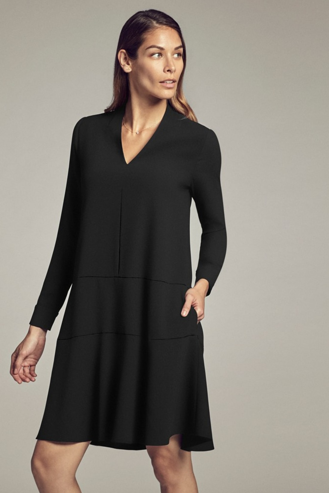 Black dress elle - 1