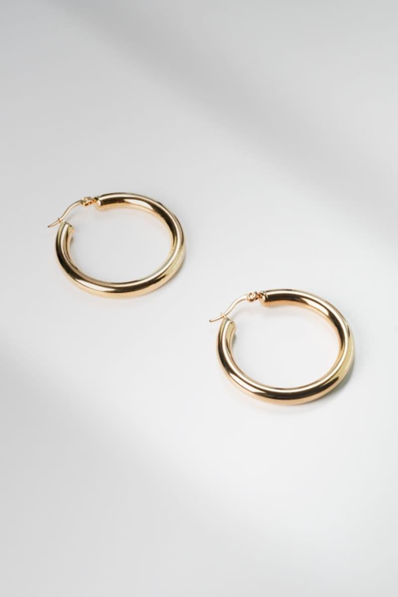 The Claressa Earrings—Medium