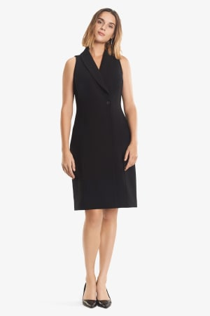 b83afceb860 Dana Dress—Tuxedo    Black 1