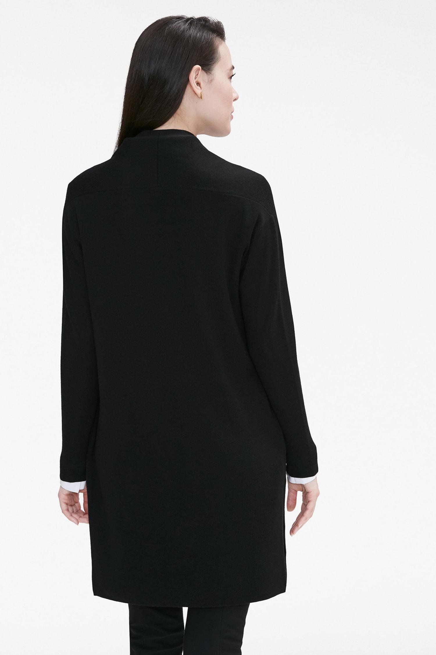 146889cbdd2001 Ono 2.0 Cardigan - Black | MM.LaFleur
