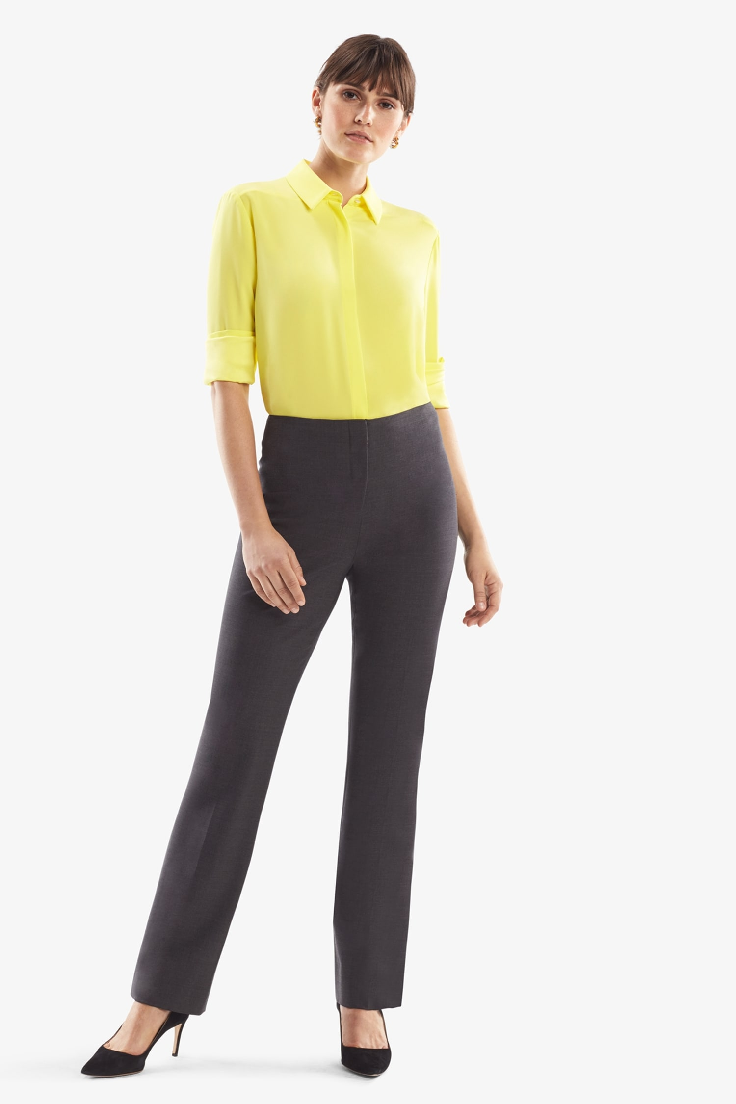 Lagarde Shirt Lemon Mmfleur
