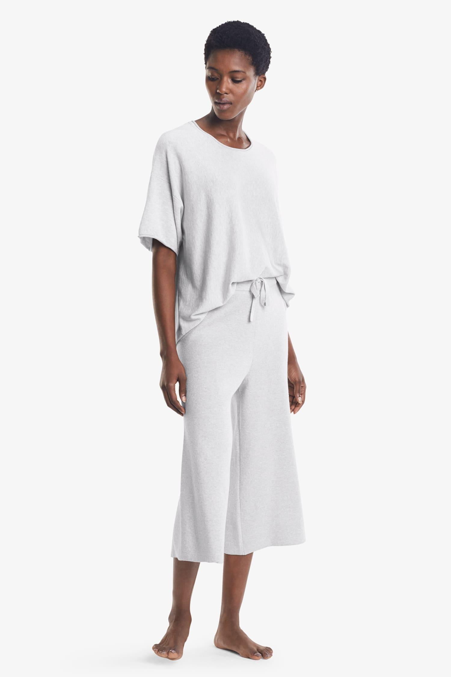 bb65383ba8e The Cotton Cashmere Pajama Set