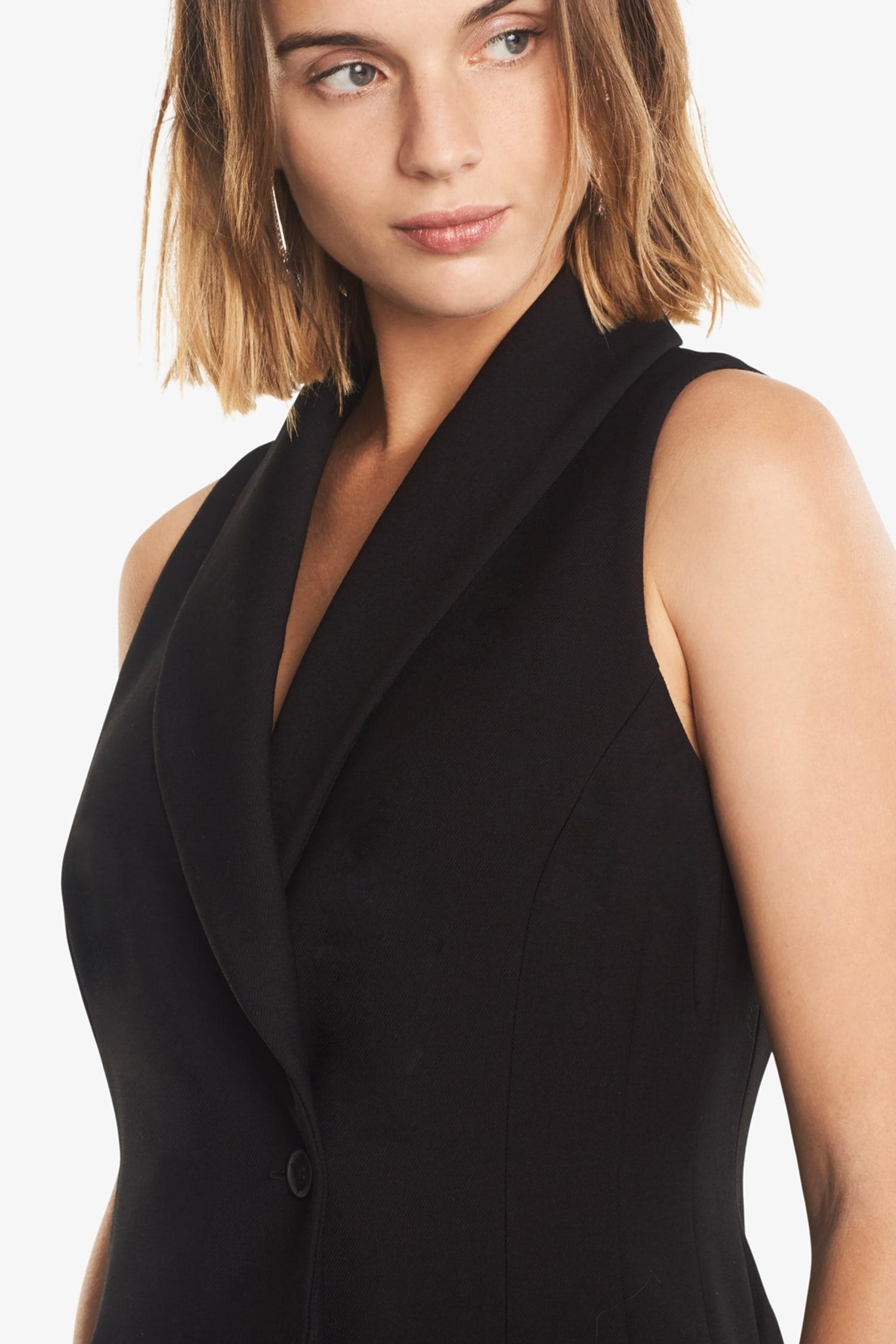 98c133c0d72 Dana Dress—Tuxedo    Black 4
