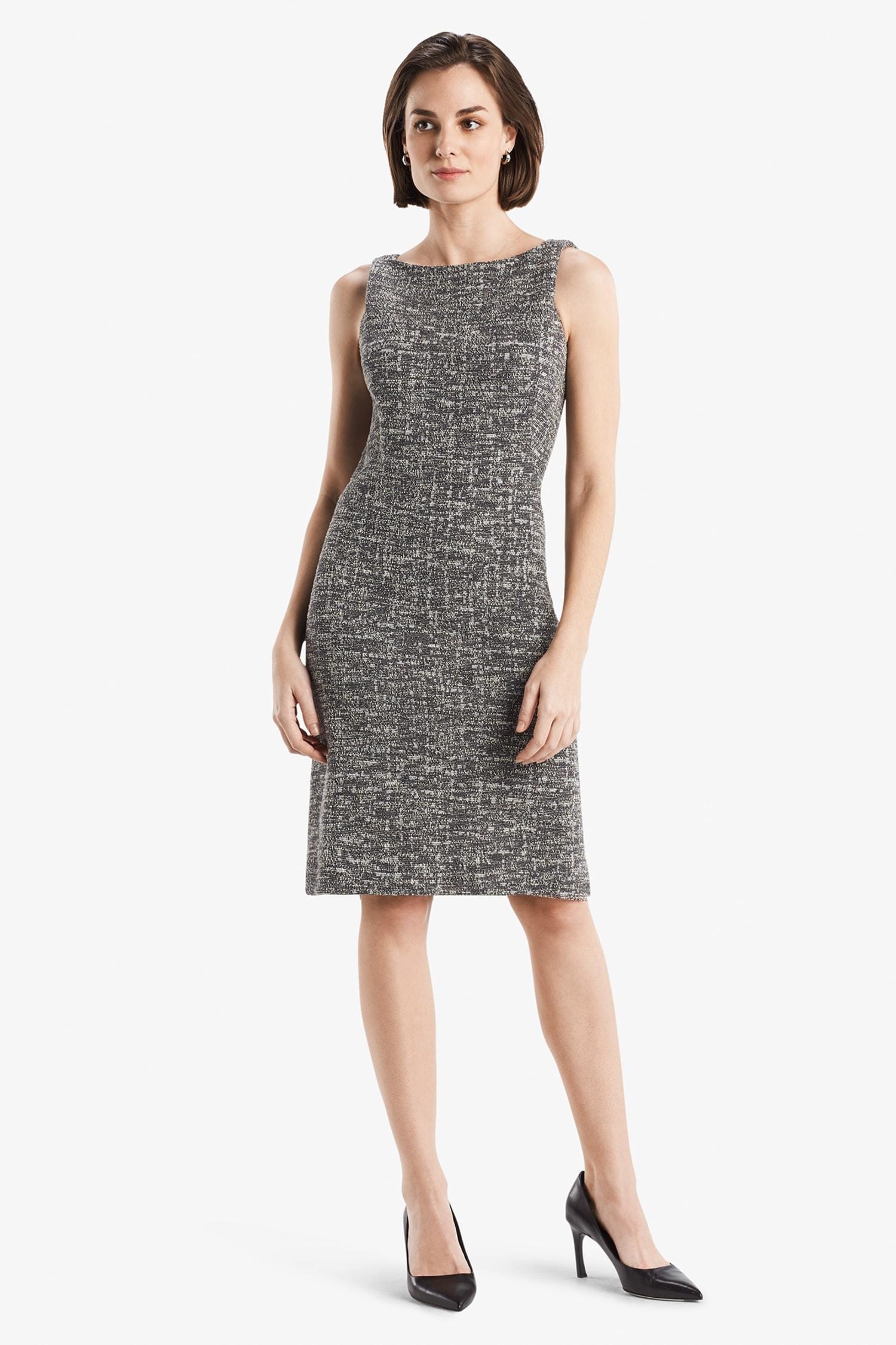 3fa74f1f322 The Lydia Dress—Boucle