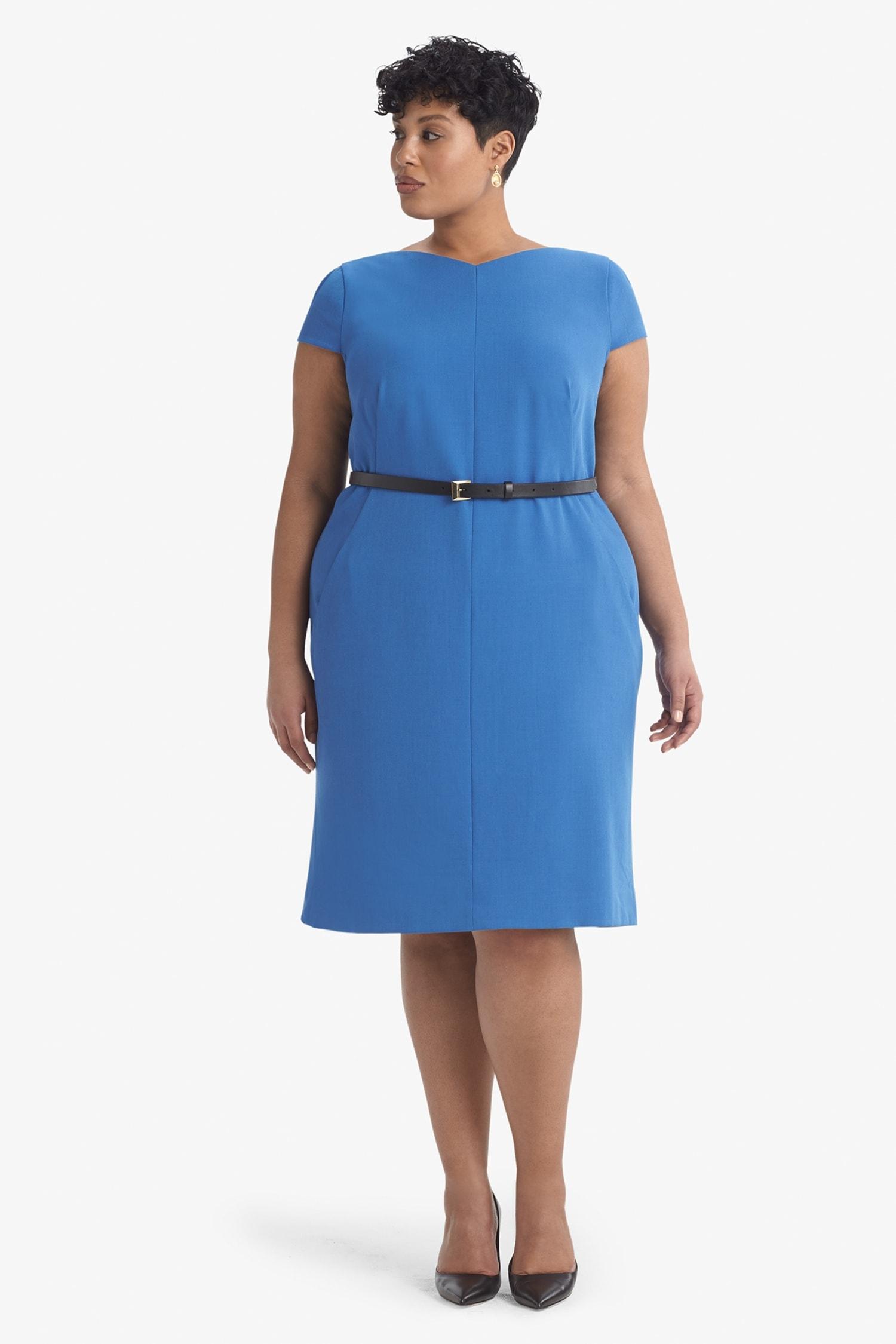 Cerulean Dress