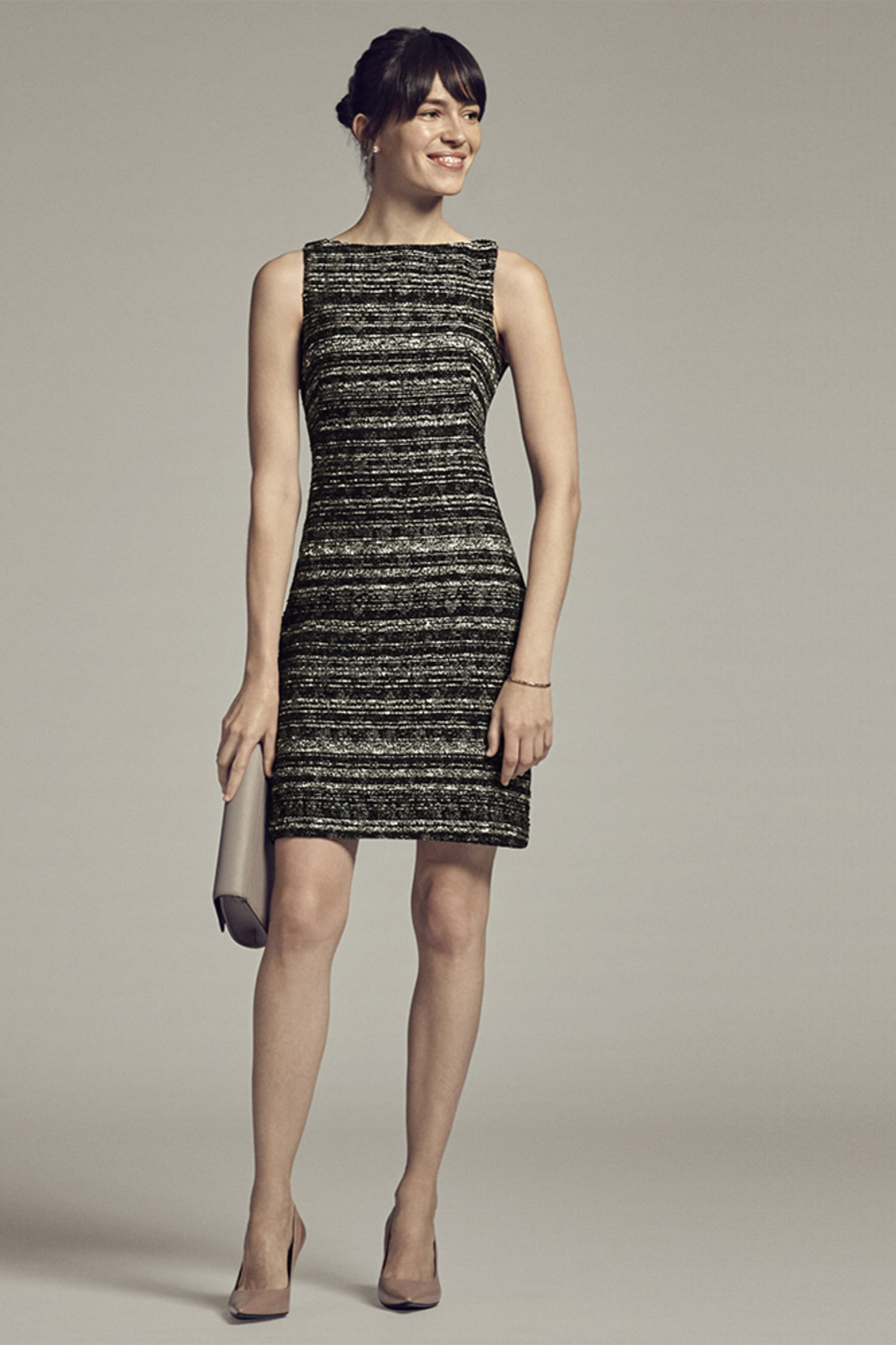 0d5cba59ae3 The Lydia Dress—Tweed
