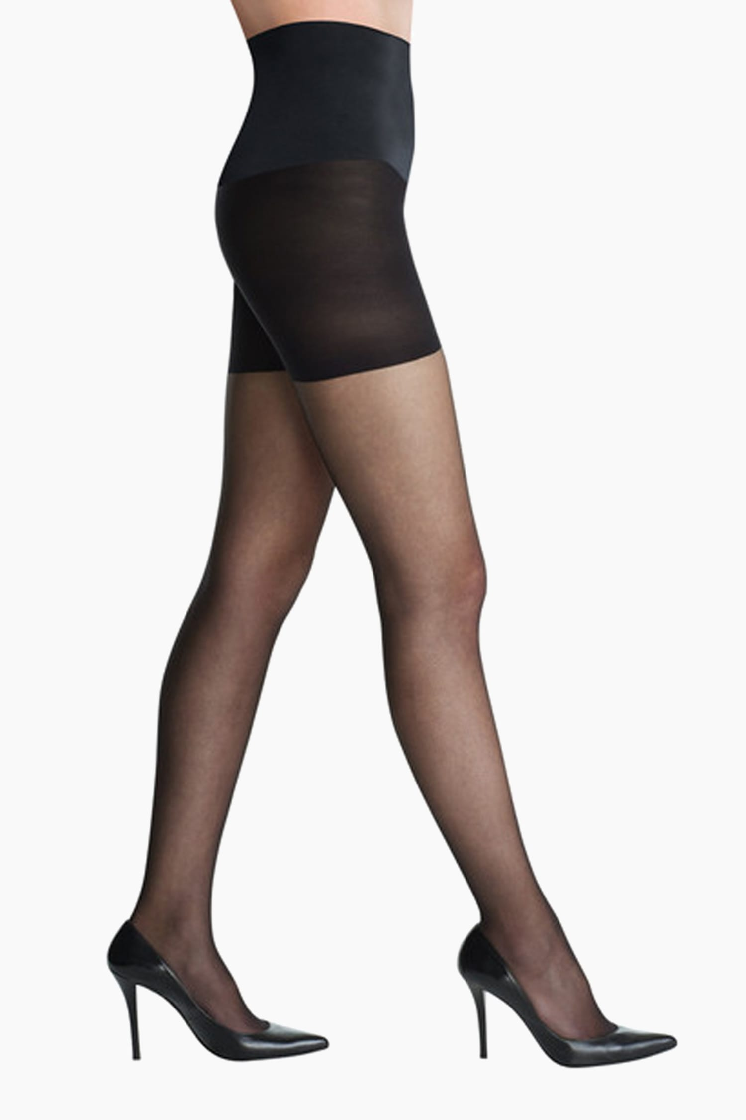 cute cheap novel design preview of The Commando Sheer Control Top Tights