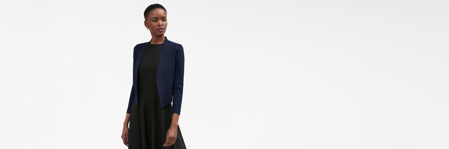 How To Wear Navy And Black Together 7 Chic Looks For Work