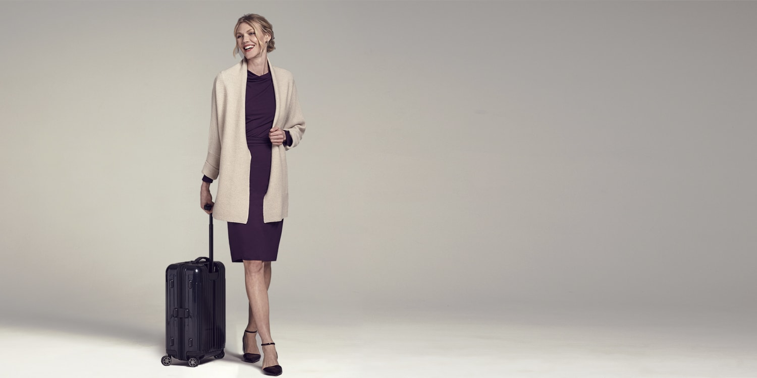 5a33877a949 Ask a Stylist  What Should I Pack for a Six-day Business Trip