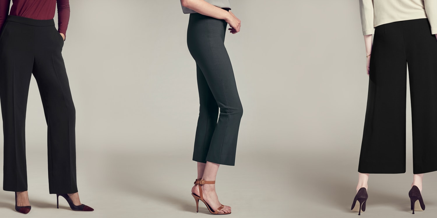 6133e834877a7 Ask a Stylist: Which Work Pants Work Best for My Body Type?
