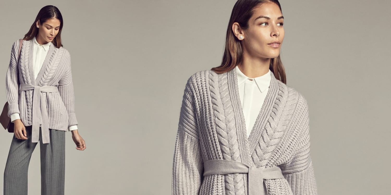 An Ode To The Desk Sweater The M Dash