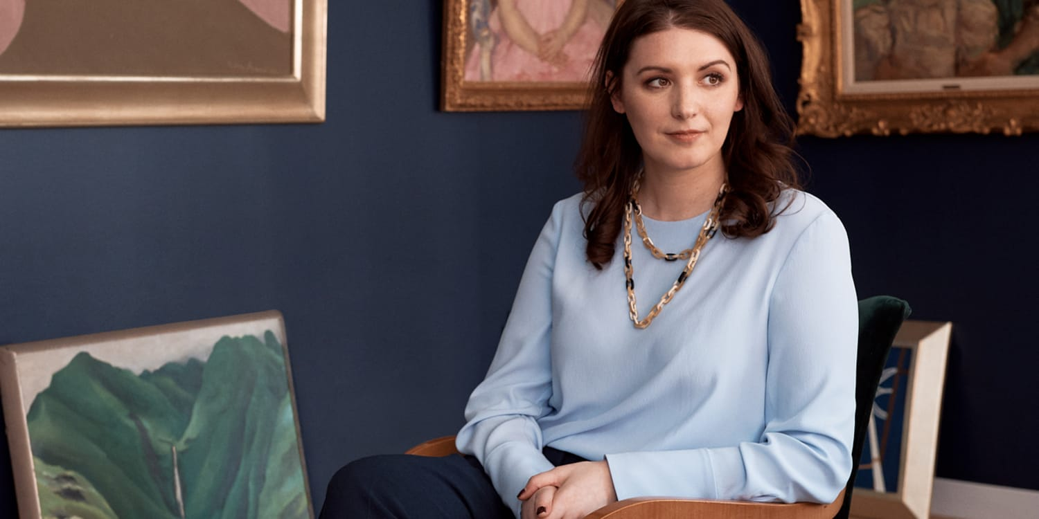 Want To Buy Art But Not Sure How Kayla Carlsen Head Of Sotheby S American Art Department Shares Her Advice