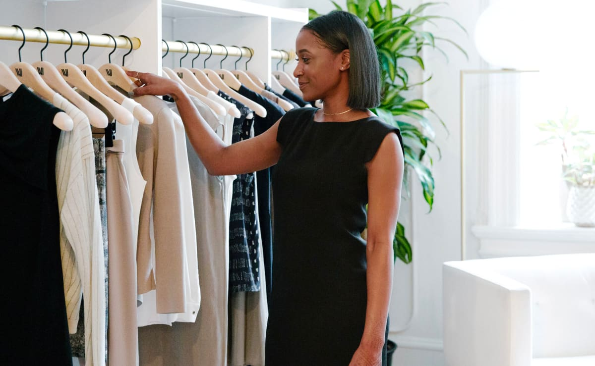 M M LaFleur | Live with purpose  Dress with ease