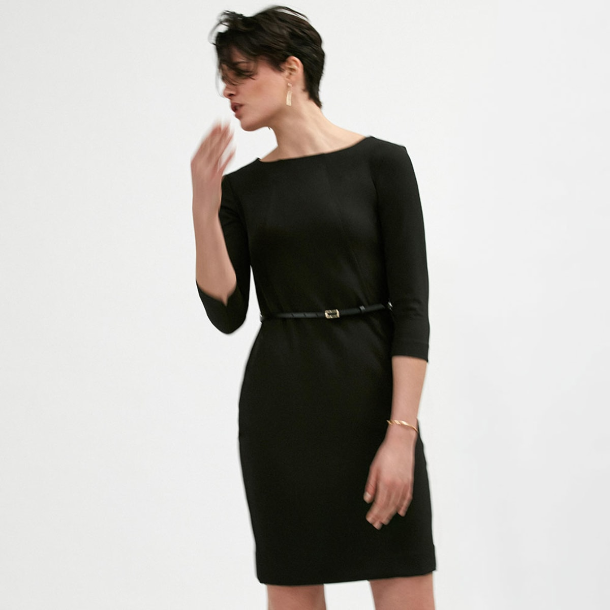 Mm Lafleur Live With Purpose Dress With Ease