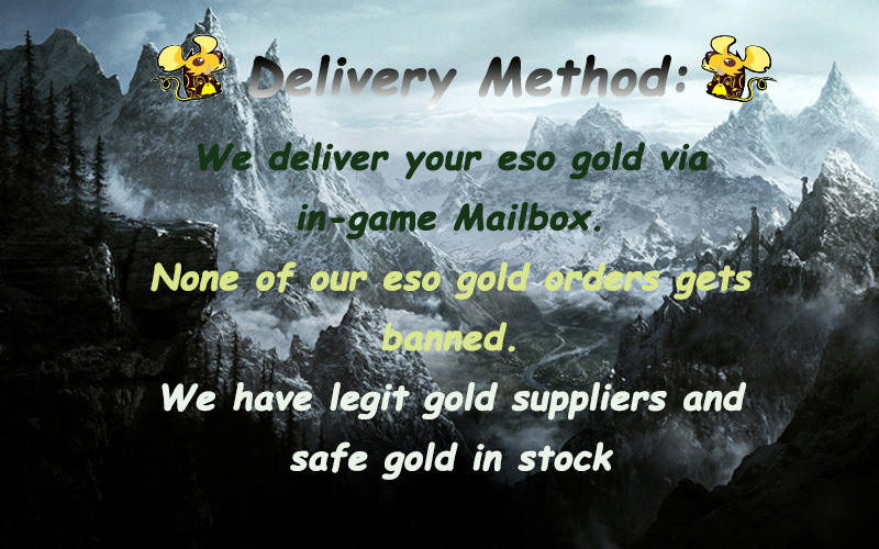 Selling] Professional ESO Gold Store, MmoGah com, Cheap and
