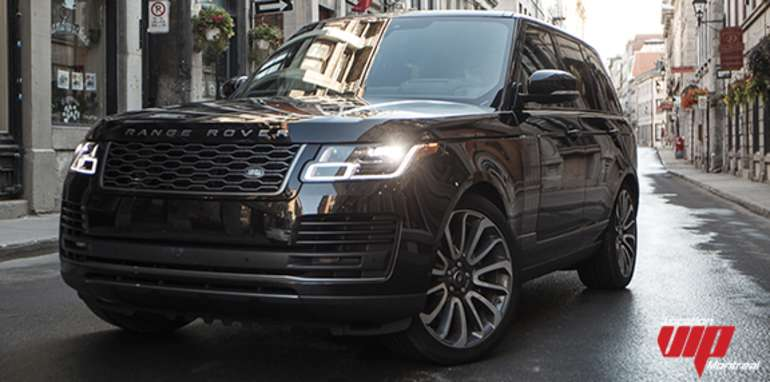 Location Vip Montreal Land Rover Range Rover Sport