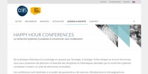 """Cover slide from the talk """"Quels principes premiers pour comprendre la morphogenèse biologique?"""""""