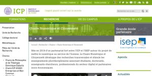 "Cover slide from the talk ""Pharmacologie du numérique"""