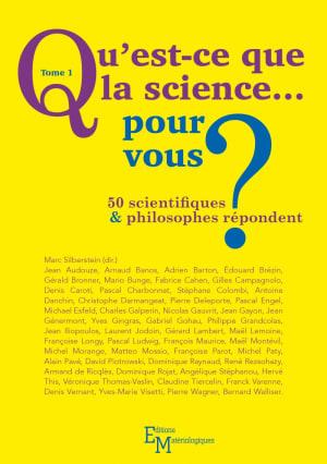 Une brève discussion sur la science autour d'un verre