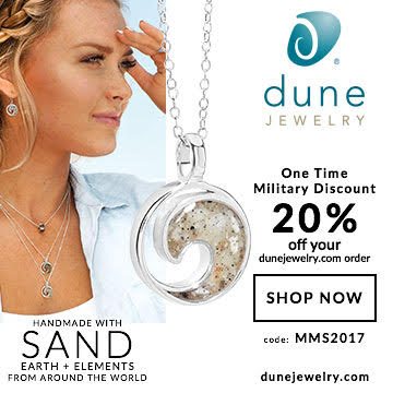 Dune Jewelry Review: Wear Your Memories Forever (+ Military Discount!)