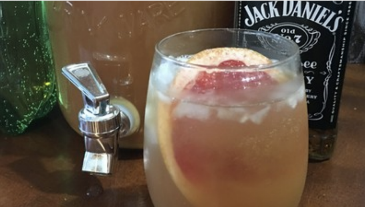 Jack Daniel's Thanksgiving Punch Recipe