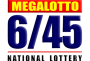 Mega Lotto 6/45 Results
