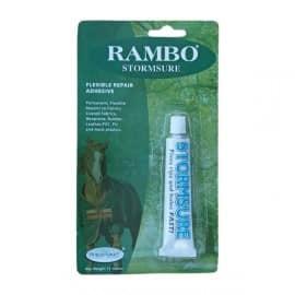 Colle Rambo pour Réparation Couverture Cheval