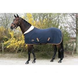 Chemise Polaire Cheval Teddy Fleece Harry's Horse - Marine