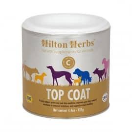 Top Coat Hilton Herbs Eczéma Chien Dermatite Chien Problème de Peau Chien
