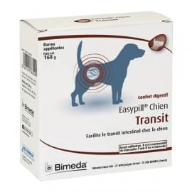 Easypill Chien Transit Bimeda Zootech Constipation Chien