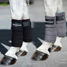 Bandes de Travail Horseware Fleece Bandages