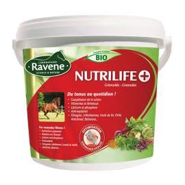 Nutrilife + Ravene