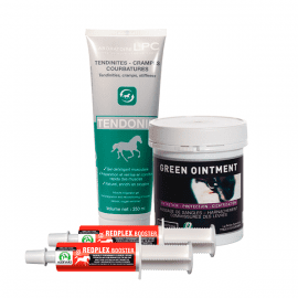 Pack Produits Concours Cheval