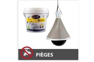 Pièges Anti Mouche & Anti Insecte