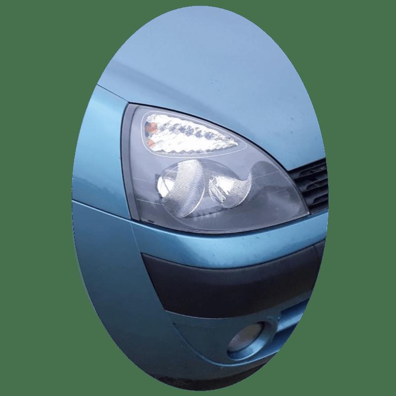 Phare avant droit Renault Clio 2 phase 2 gris
