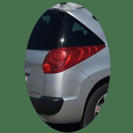 Feu arrière droit Peugeot 207 SW phase 1