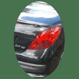 Feu arrière droit Peugeot 207 CC phase 1