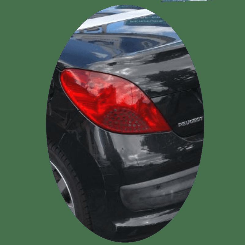 Feu arrière gauche Peugeot 207 CC phase 1