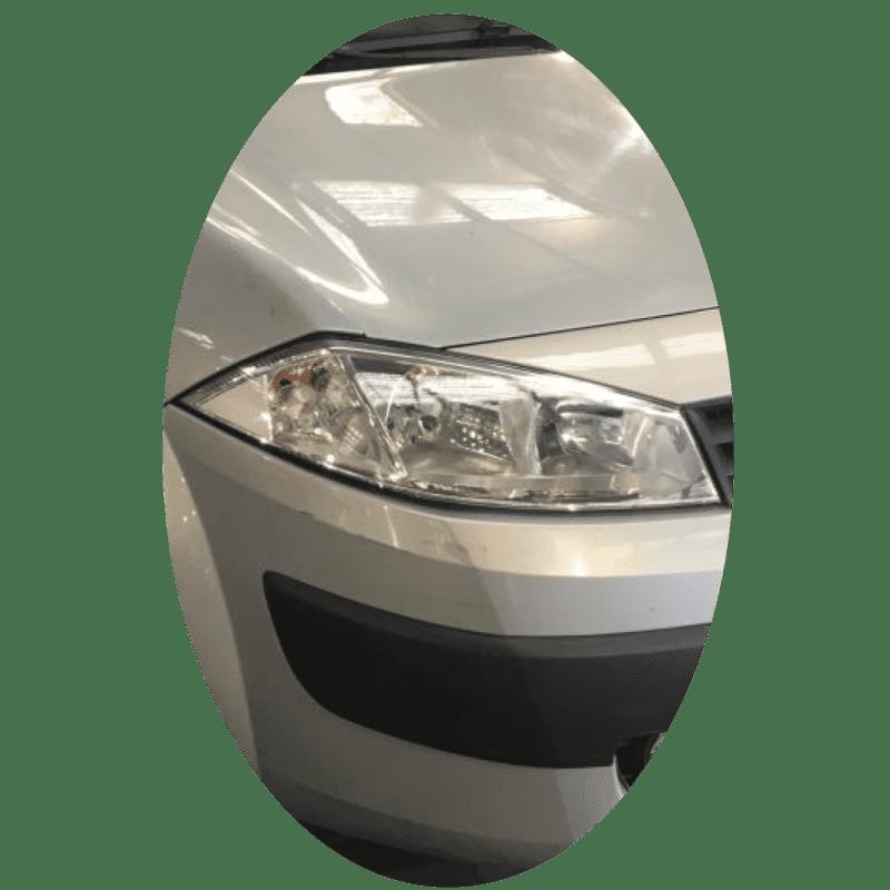 Phare avant droit Renault Megane 2 phase 1