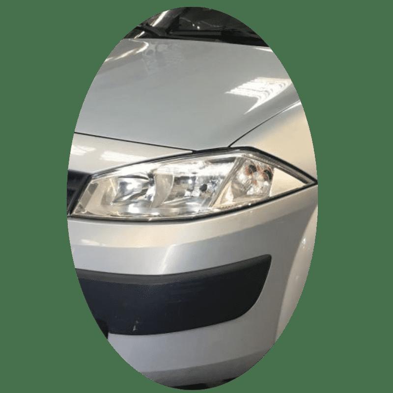 Phare avant gauche Renault Megane 2 phase 1