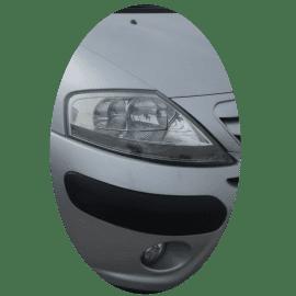 Phare avant droit Citroën C3 phase 1 et 2