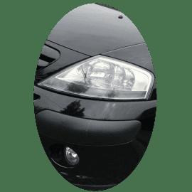 Phare avant gauche Citroën C3 phase 1 et 2